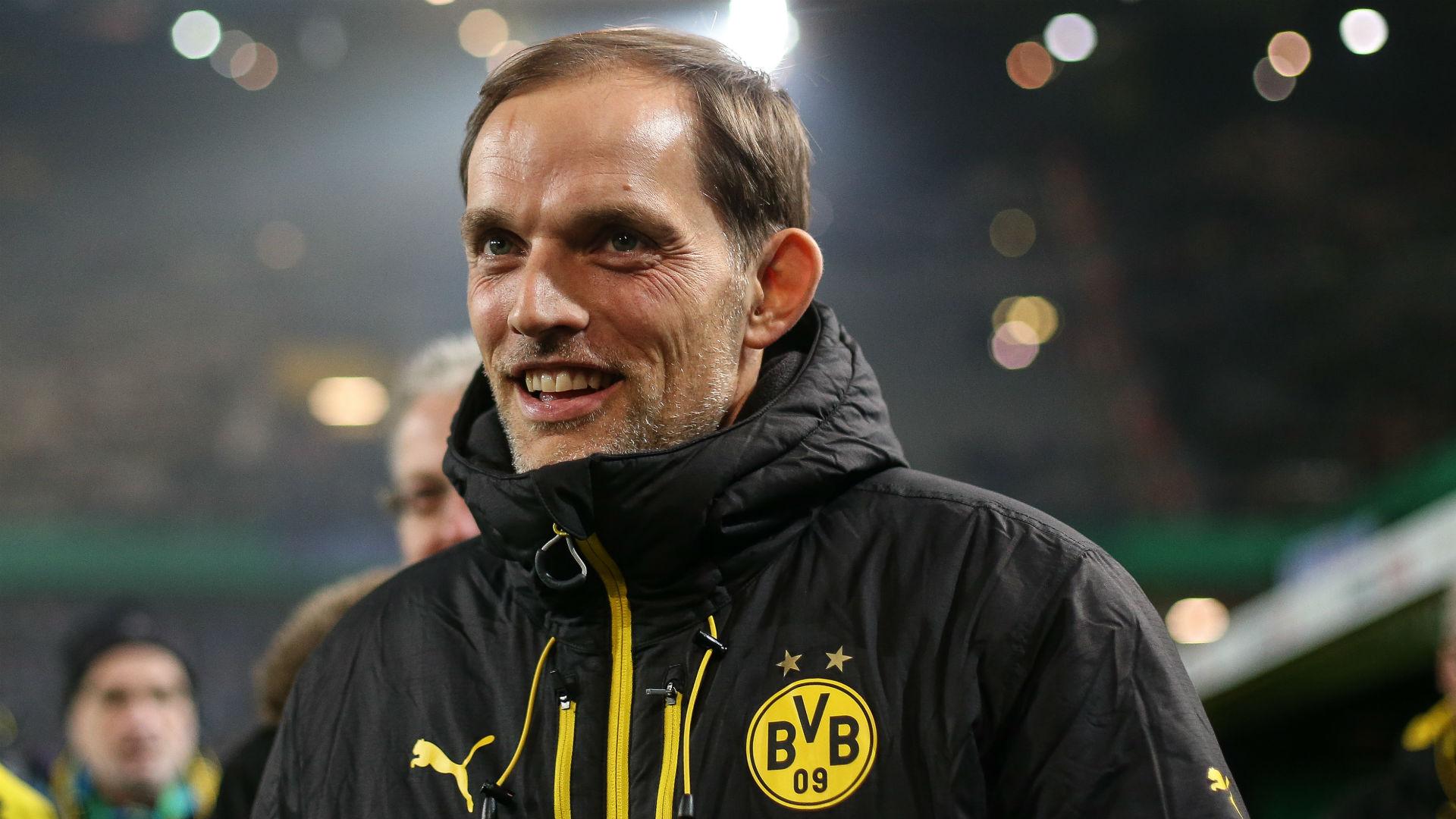 Thomas Tuchel Borussia Dortmund DFB Pokal