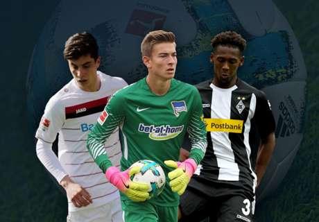 De grootste Bundesliga-talenten