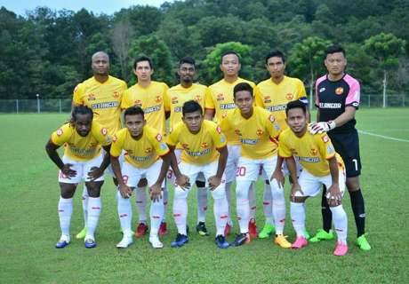 Selangor team news & likely line-up