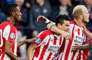 Mexico international Lozano makes Eredivisie history in blazing start for PSV