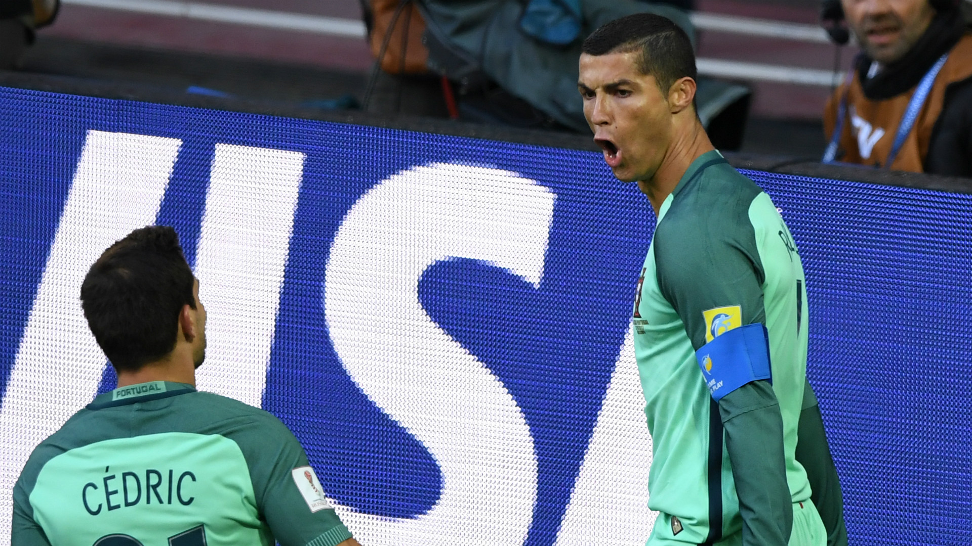 Cristiano Ronaldo at the forefront as Portugal defeat Russia [GALLERY & HIGHLIGHTS]