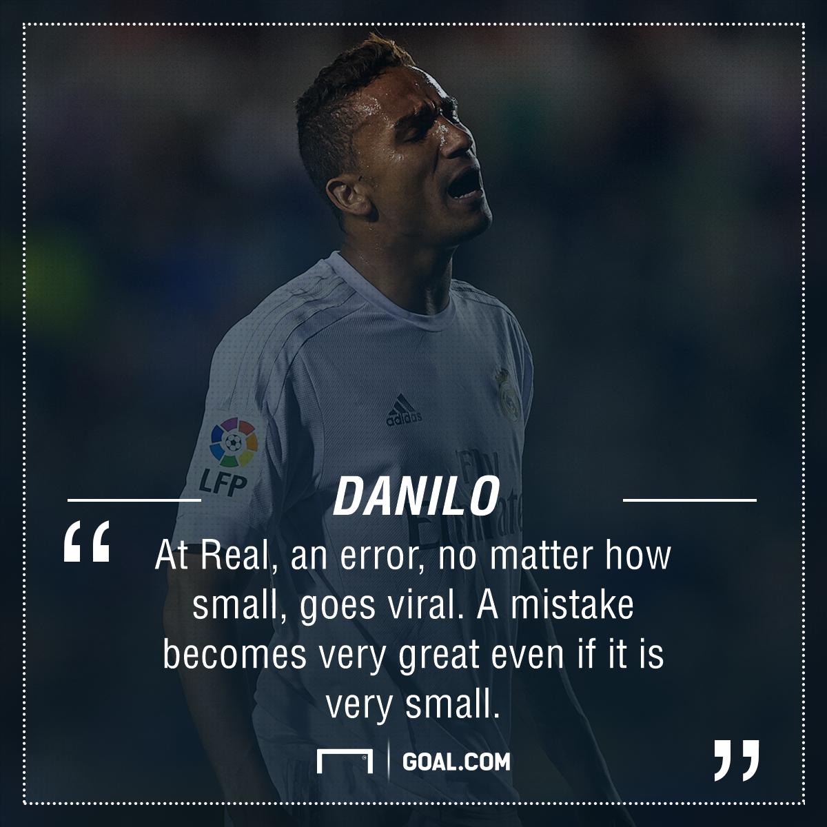Danilo Real Madrid PS