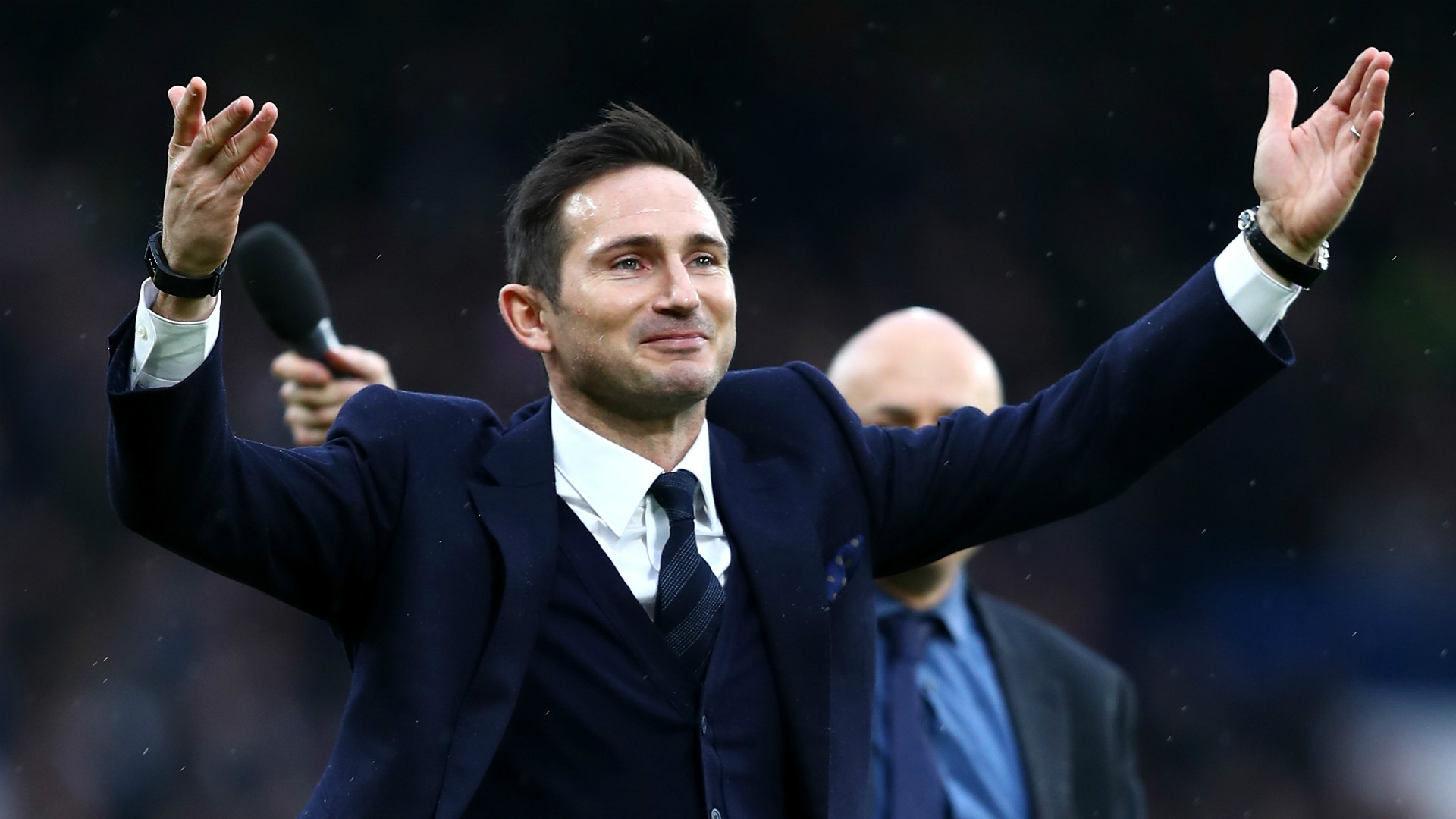 Lampard 'dreams' of one day managing Chelsea