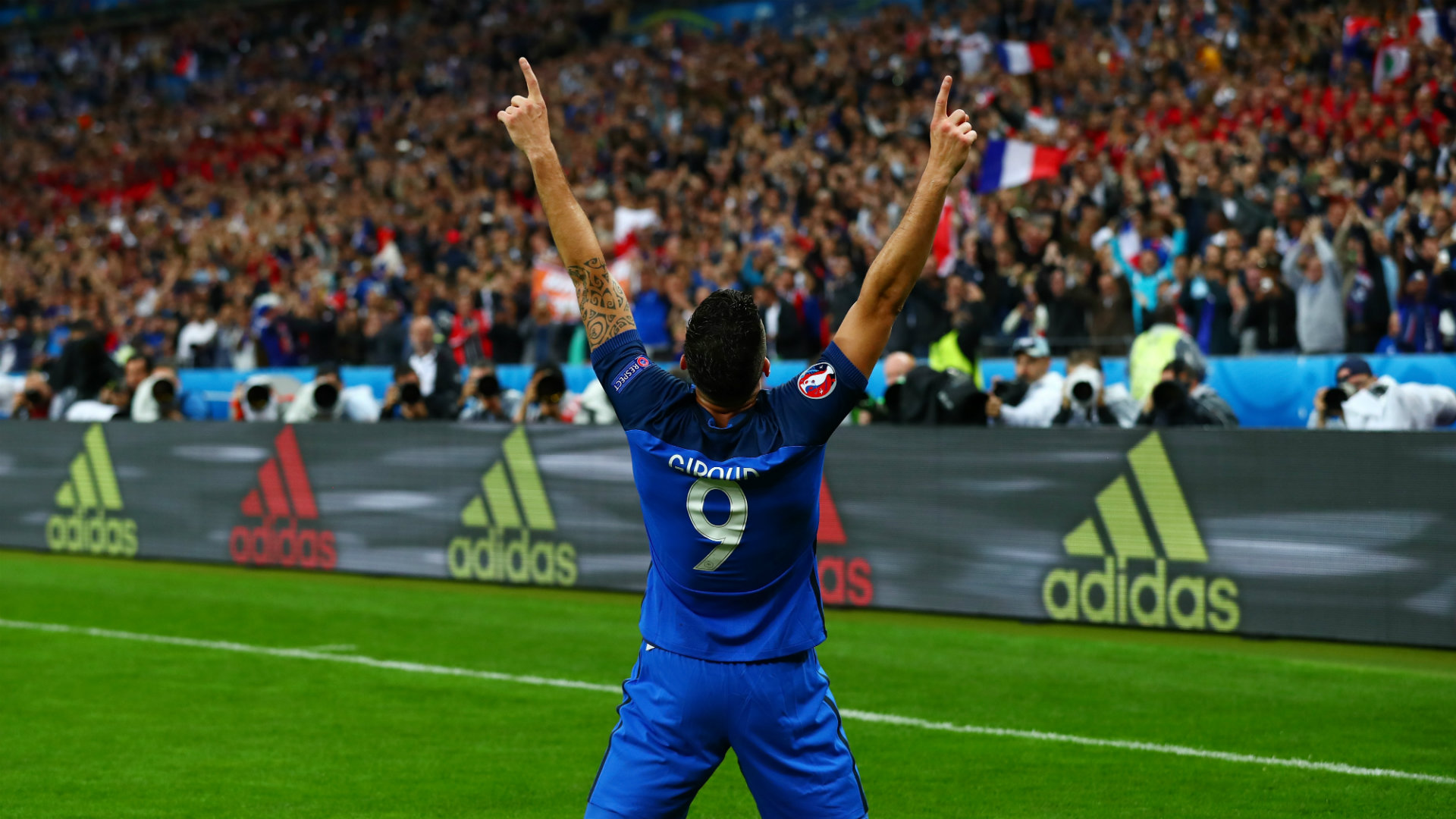 France vs Iceland another chapter in Twitterati's love-hate relationship with Olivier Giroud