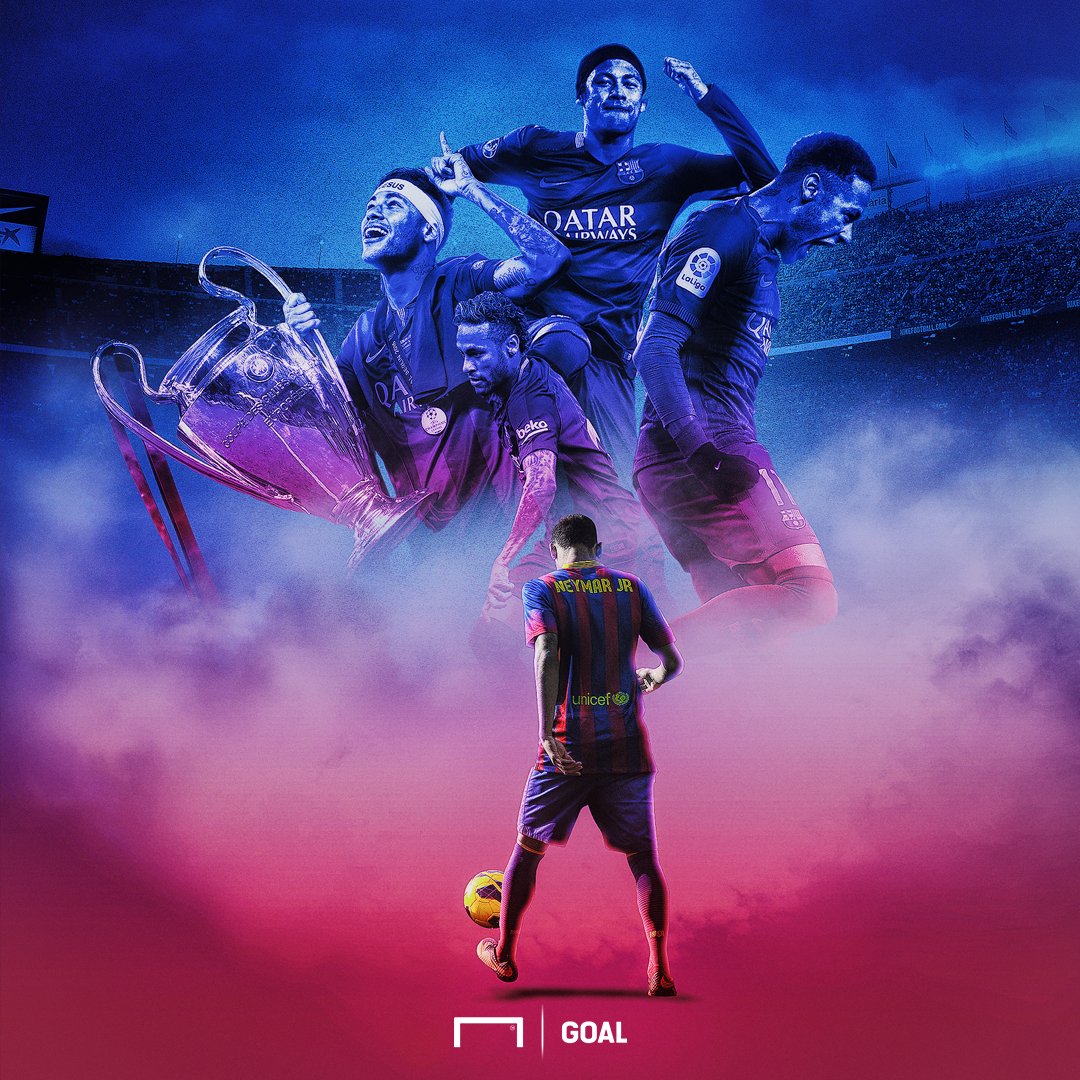 It s official Neymar the superstar signs for PSG from Barcelona