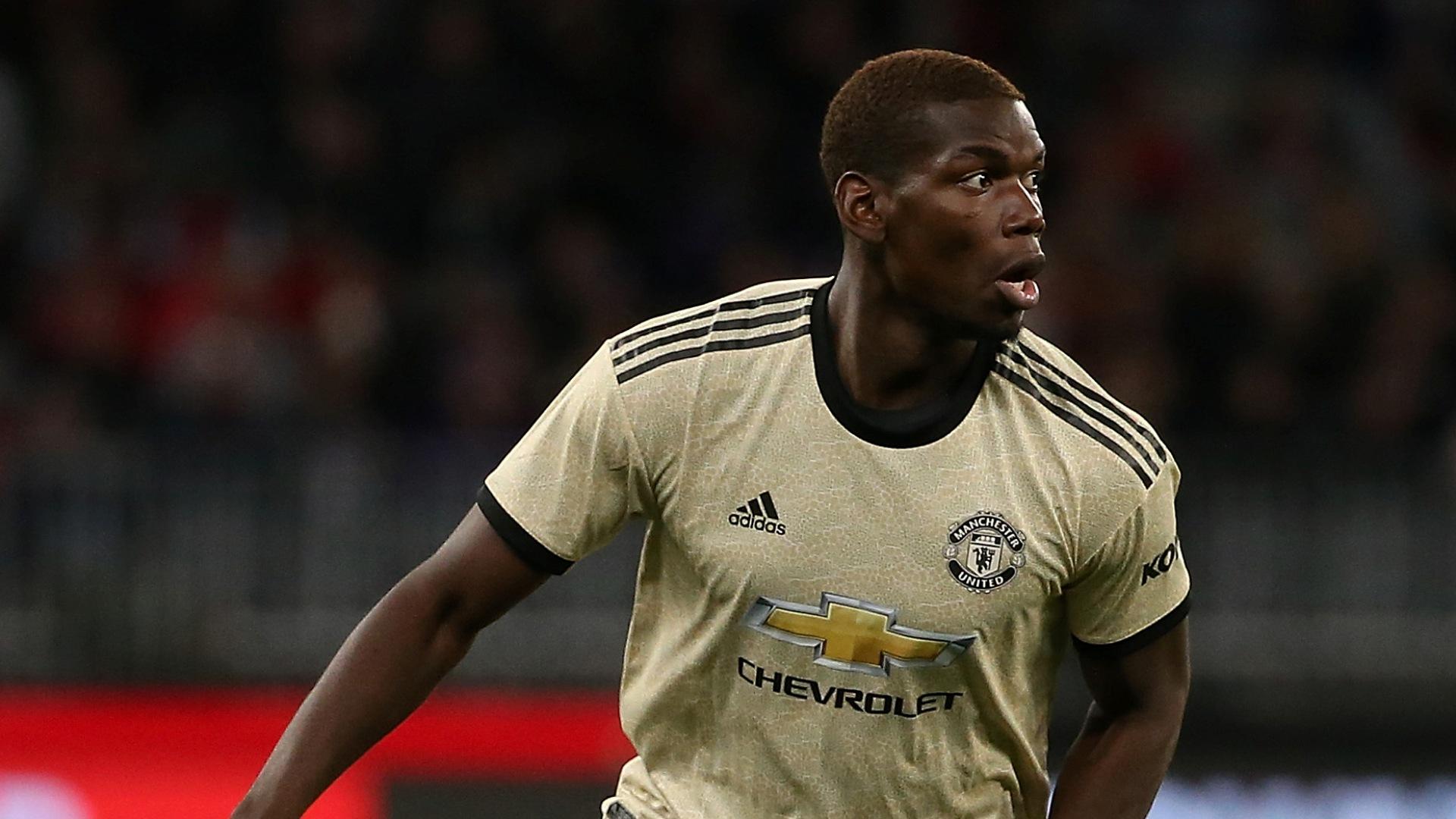 Manchester United, Solskjaer convaincu que Pogba va rester