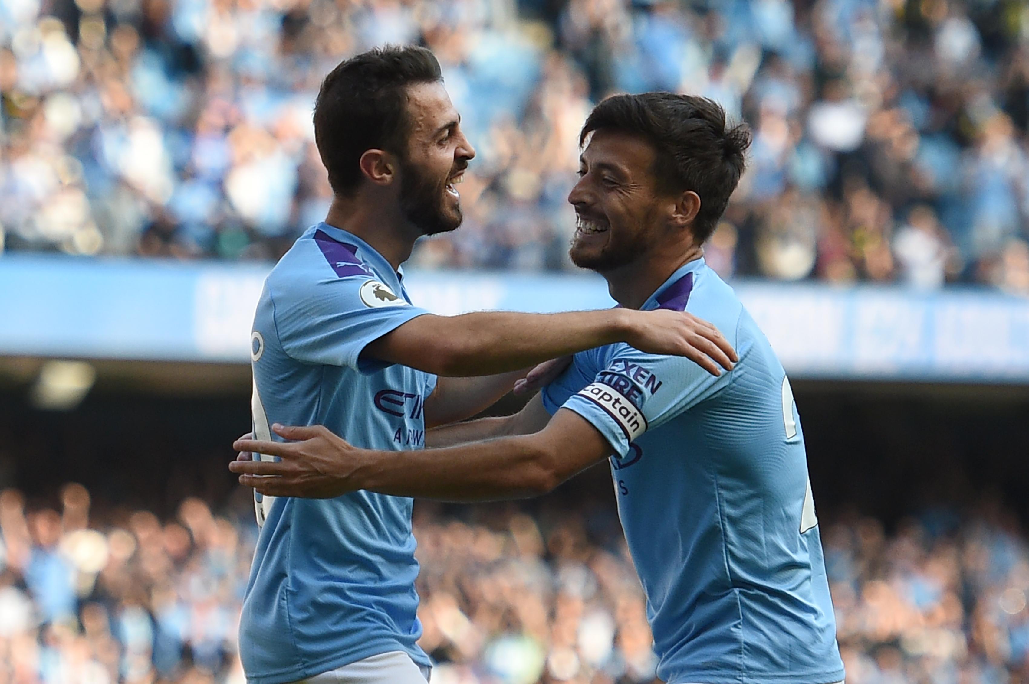 Premier League - Manchester City fait voler Watford en éclats (8-0)