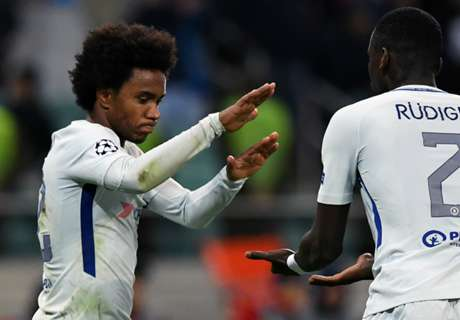 Willian reminds Chelsea of his worth