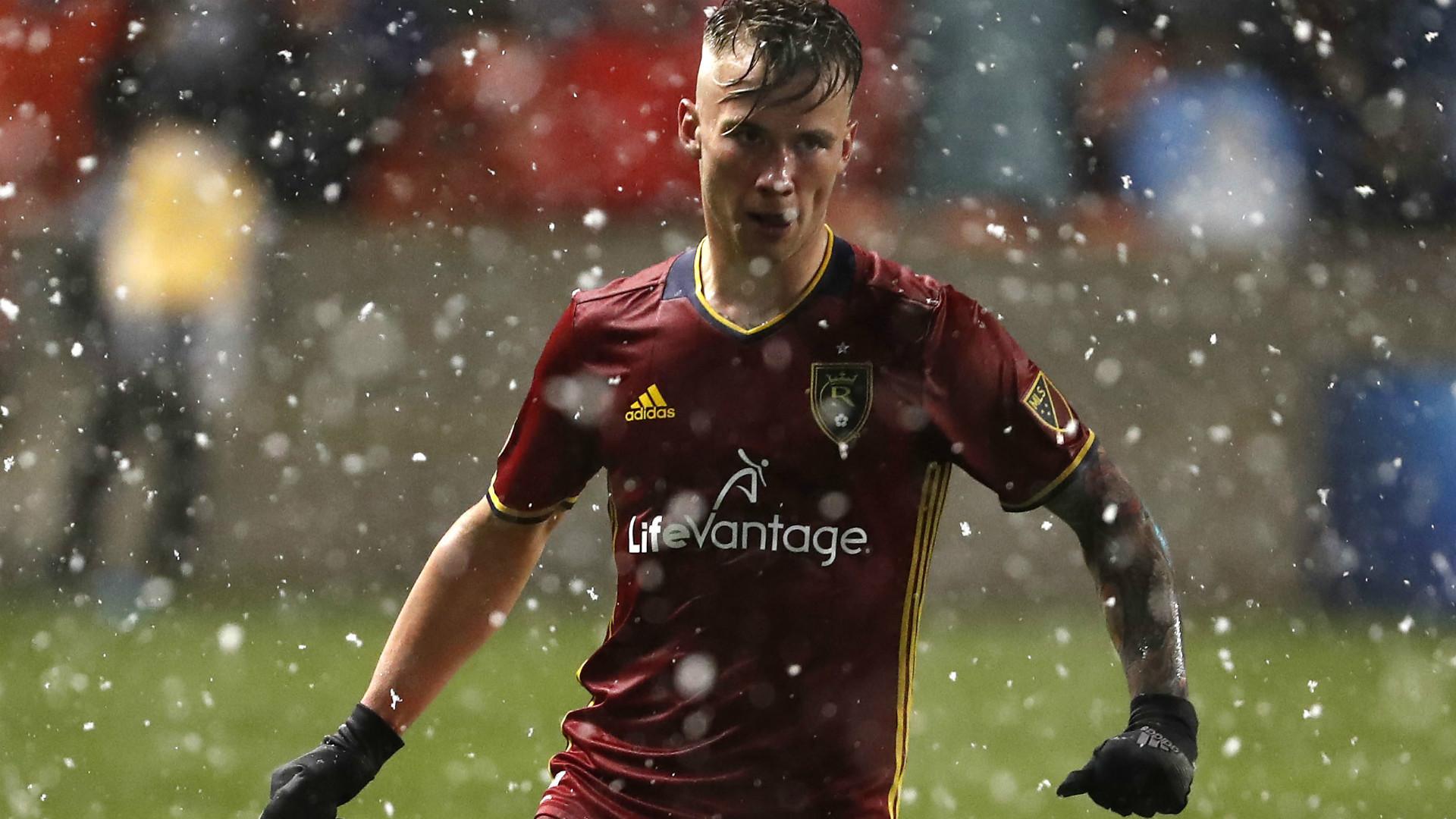 Albert Rusnak MLS Real Salt Lake 04082017