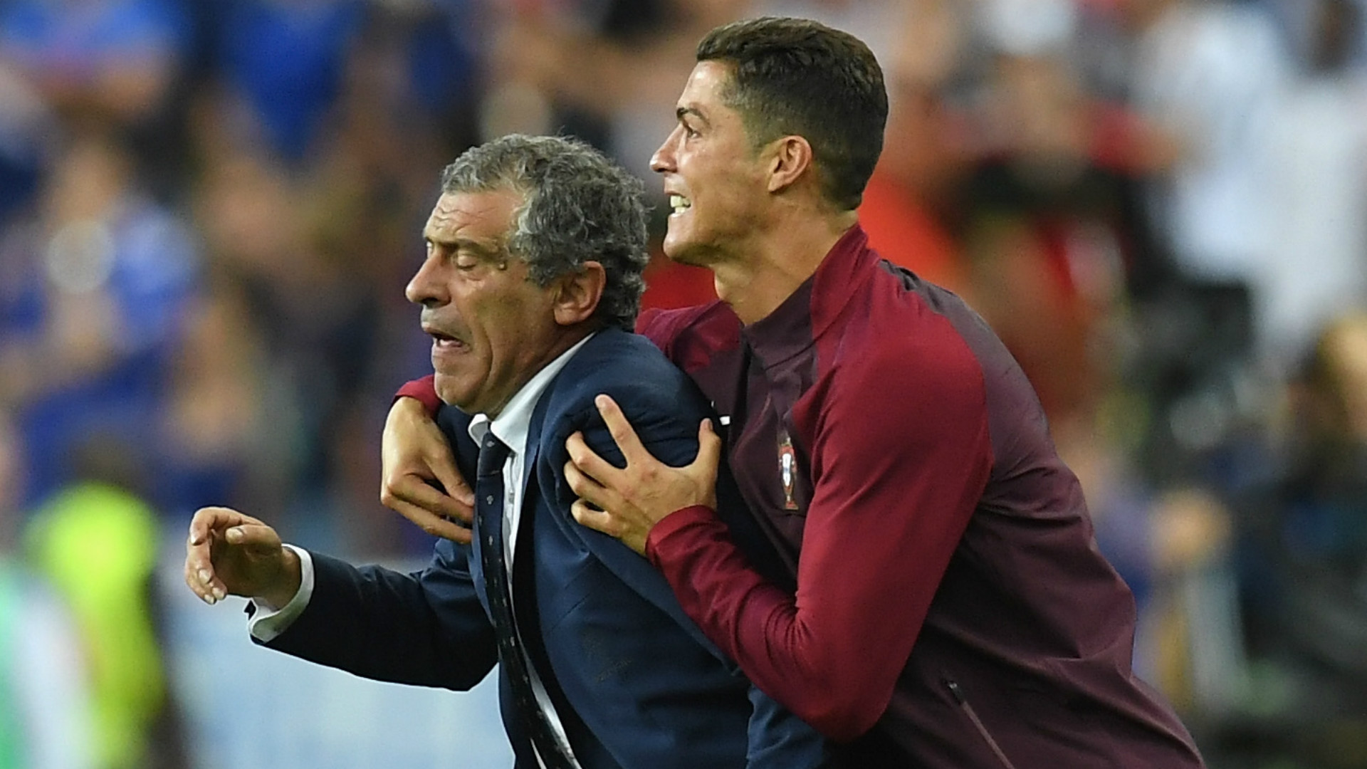 tom andrews - No more fatalism, loss or lament: Ronaldo leads Portugal into new ...