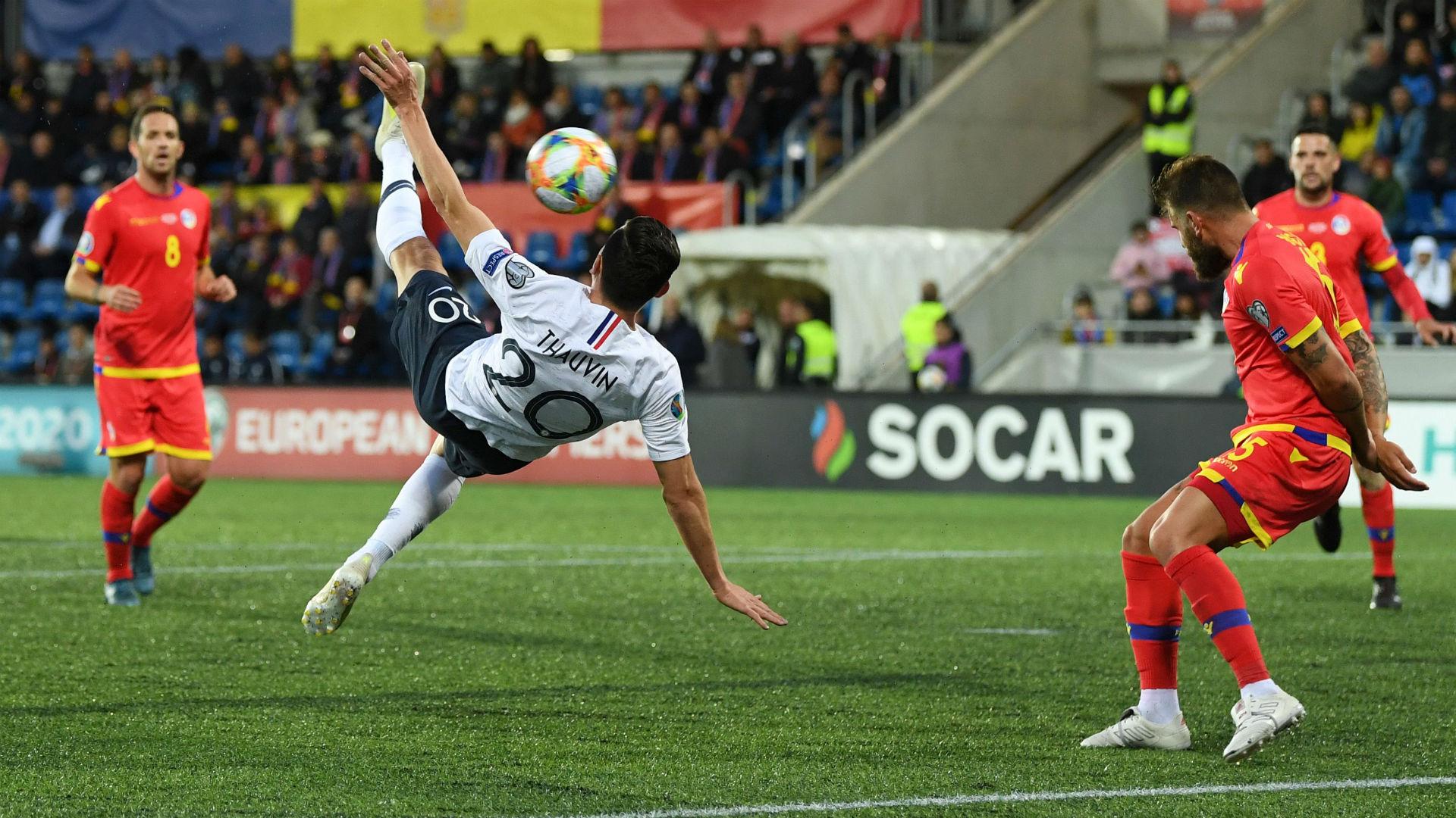 Andorre-France 0-4, Mbappé et les Bleus s'amusent