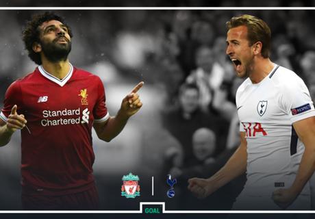 LIVE: Tottenham Hotspur vs. Liverpool