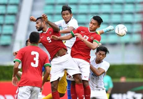 GALLERY: Indonesia U23 v Malaysia U23