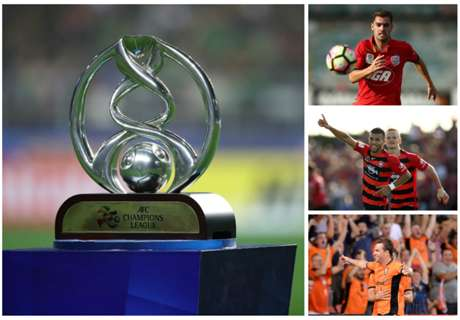 ACL: A-League groups finalised