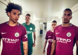 Manchester City (extérieur)