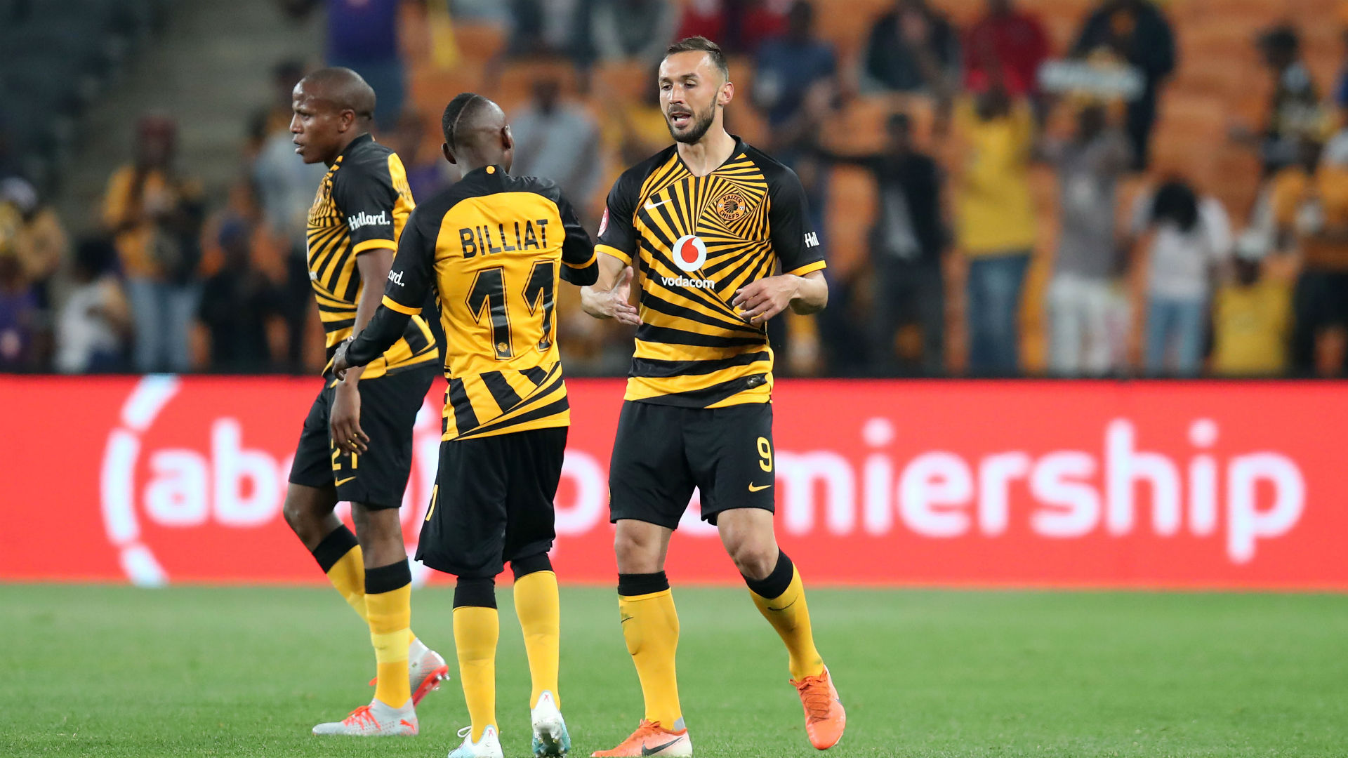 Kaizer Chiefs can be strong PSL title contenders - Nurkovic