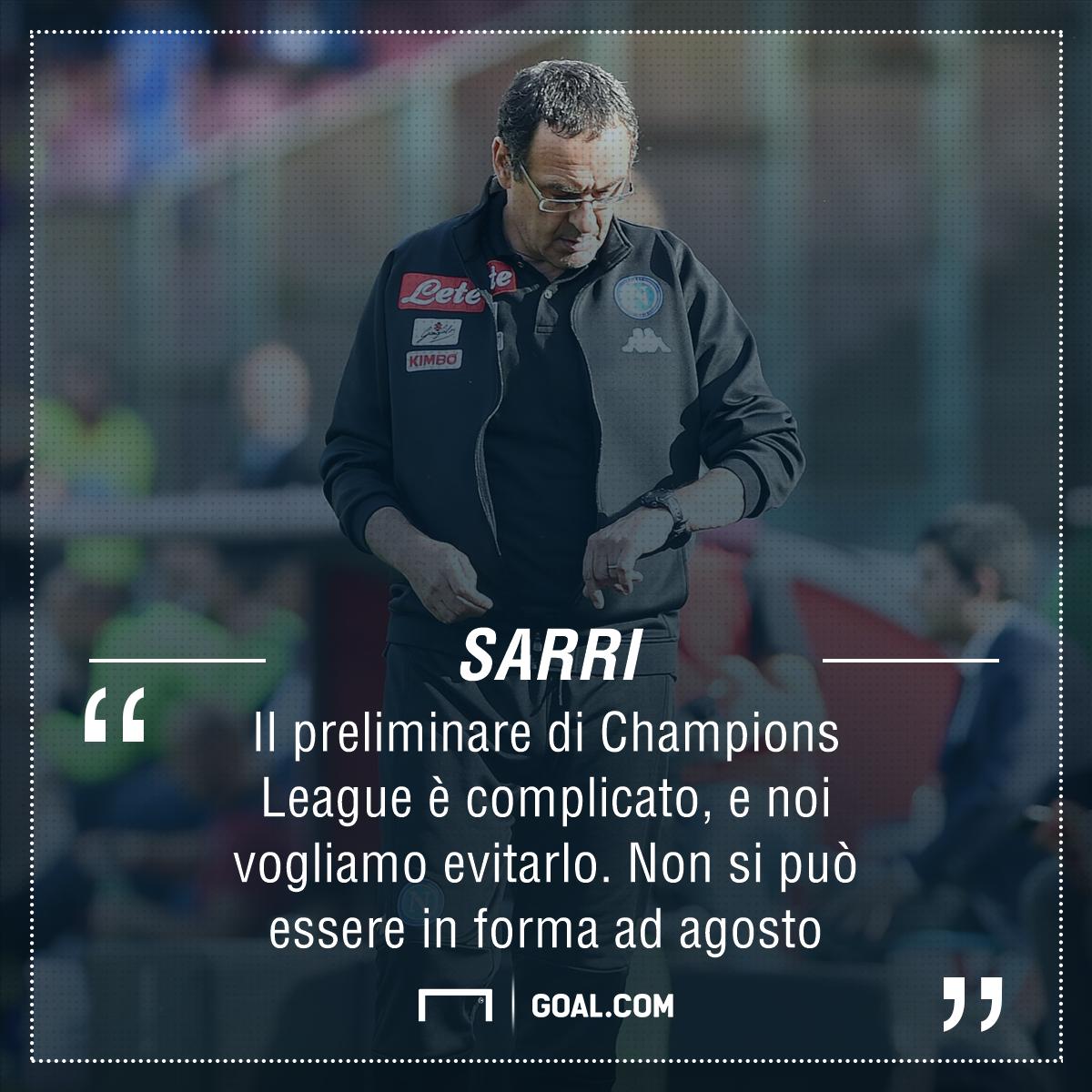 Mercato Inter: pressing su Sarri, De Laurentiis risponde…