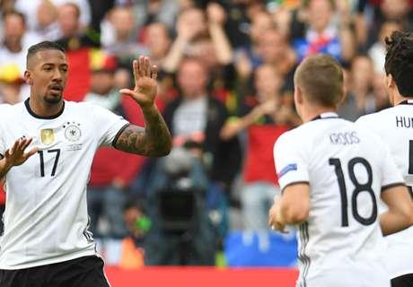 Schweini: About time Boateng scored!