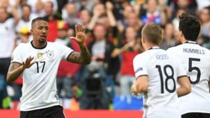 Jerome Boateng Euro 2016 Germany v Slovakia