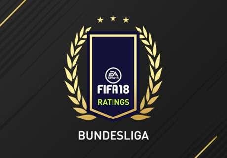 FIFA 18: Pemain Terbaik Bundesliga