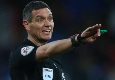Revealed: The ref for EFL Cup final
