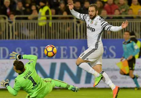 Higuain must score when it counts