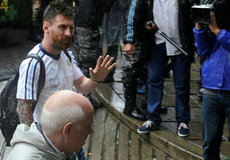 Julgamento de Messi tem data marcada