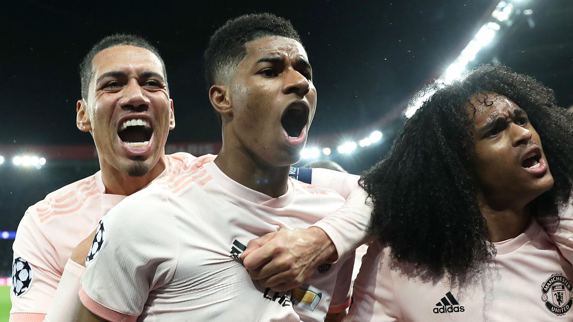 Man Utd will ensure Chong & Greenwood do not 'burn out' - Smalling