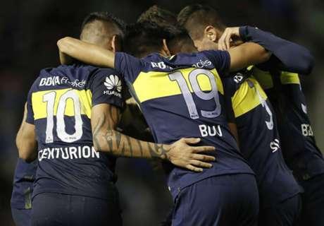 EN VIVO: Boca 1-0 Unión