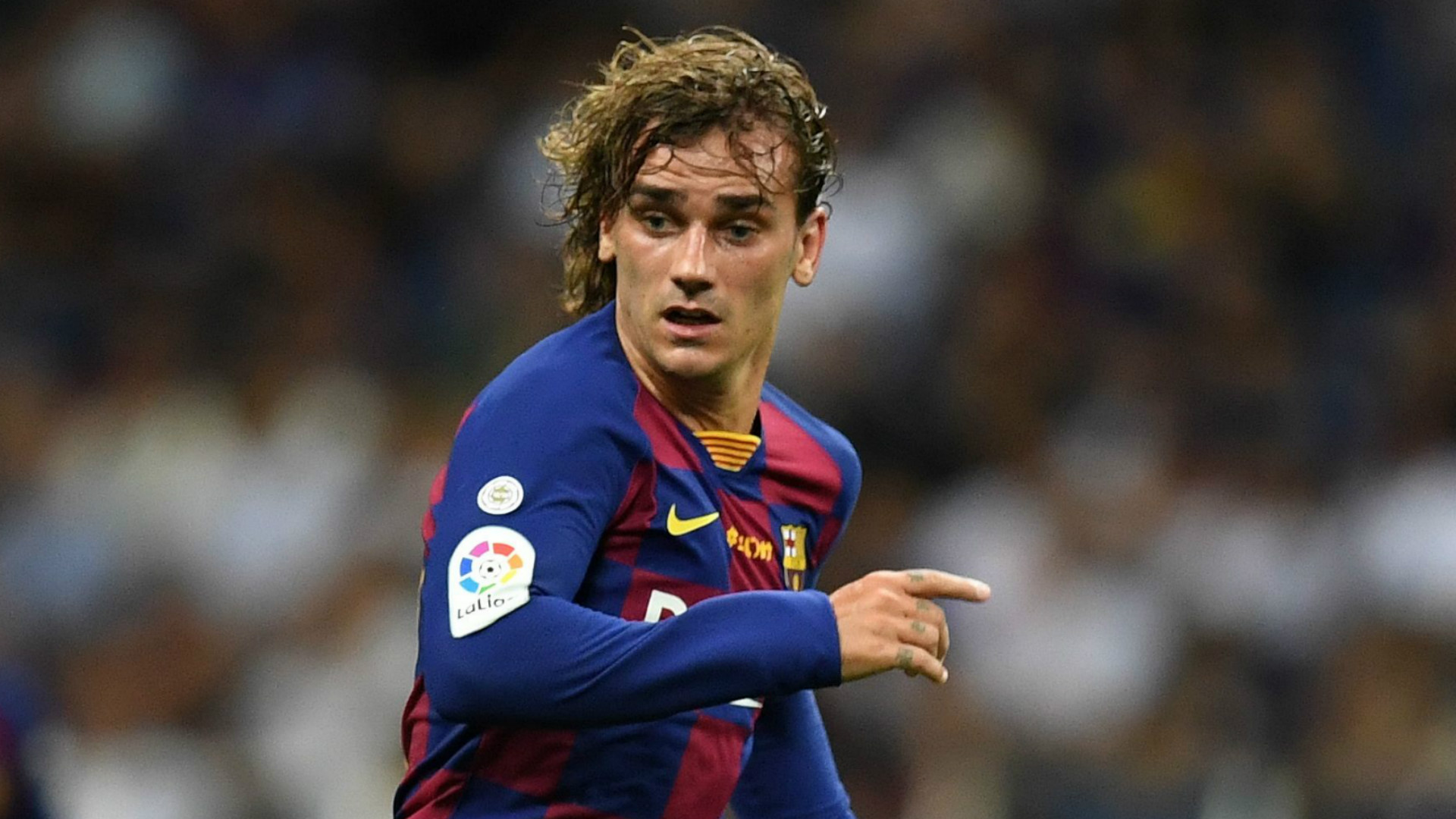 Griezmann's 'bad intentions' excite Barcelona boss Valverde