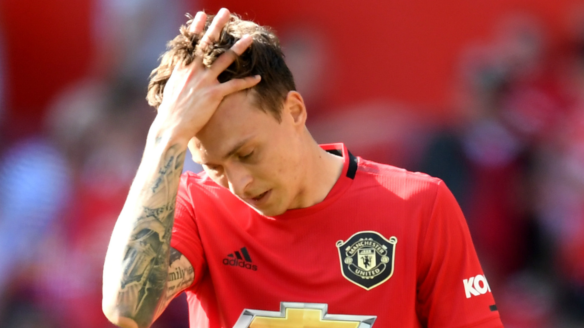 Lindelof signe un nouveau contrat avec Manchester United