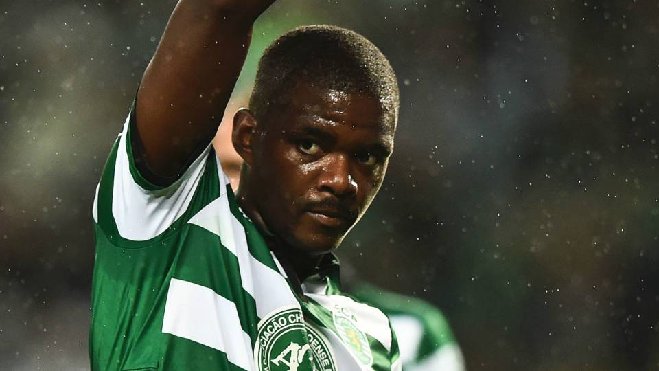 William Carvalho Sporting