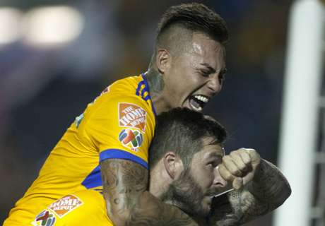 Tigres clicking: 5 thoughts on Liga MX