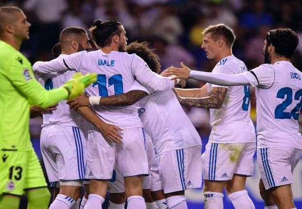 Laporan Pertandingan: Deportivo La Coruna 0-3 Real Madrid