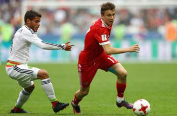 Russia crash out but signs of promise with Arsenal target Golovin