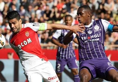 Así jugó Falcao ante Toulouse