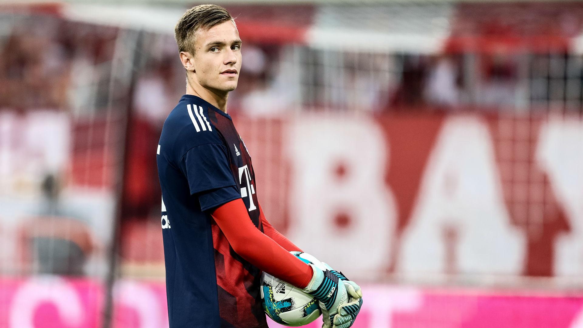 Christian Fruchtl Bayern Munich