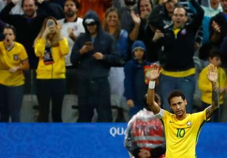 Hadapi Argentina, Timnas Brasil Istirahatkan Neymar