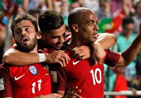 Portugal na SP, Oranje bez čuda