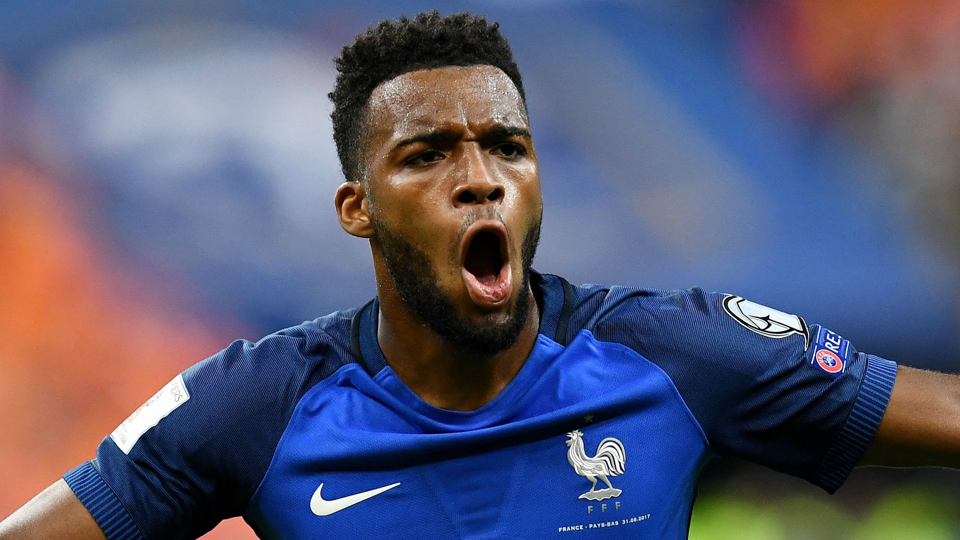 Thomas Lemar France 2017