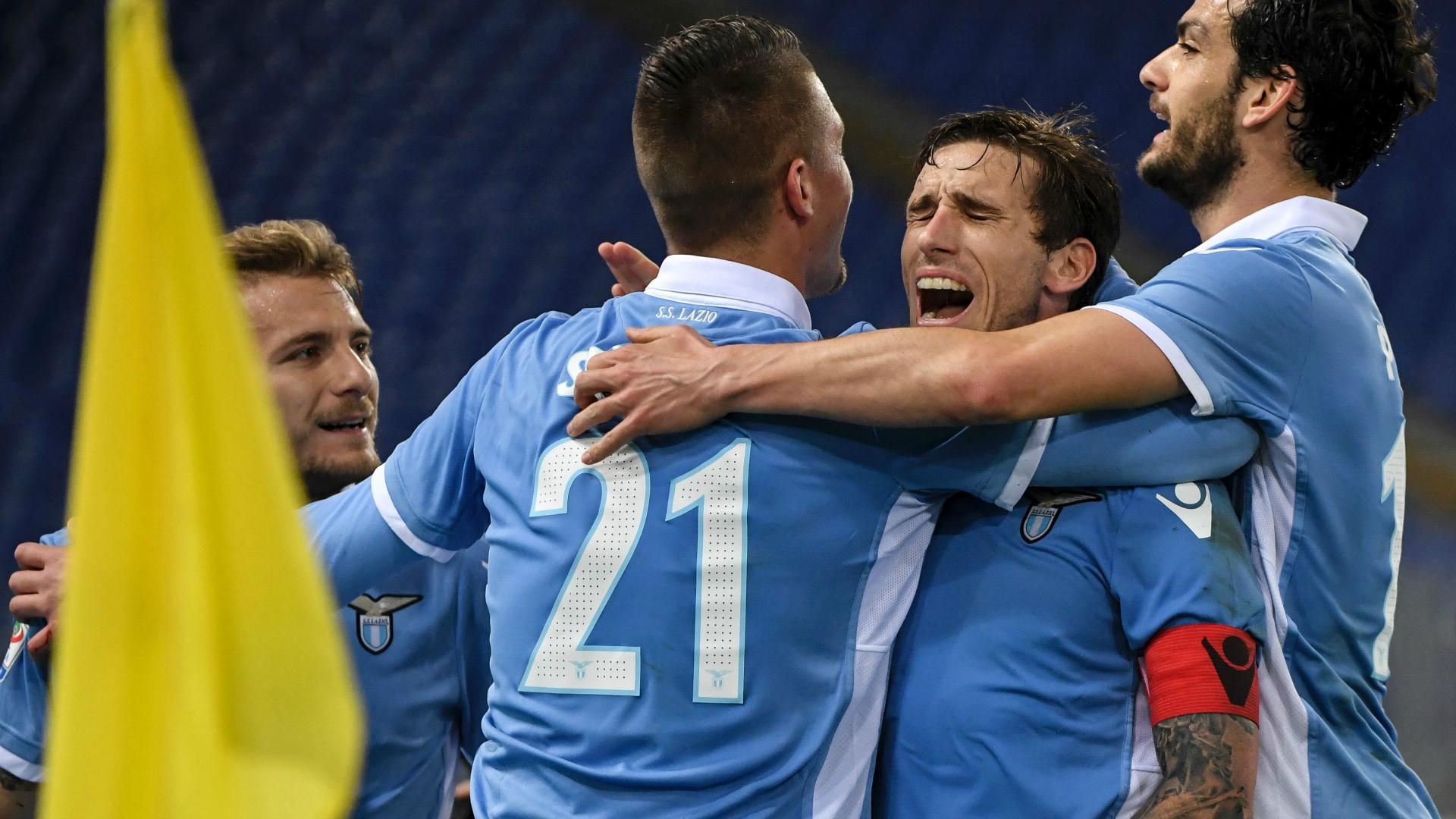Biglia Lazio Milan Serie A