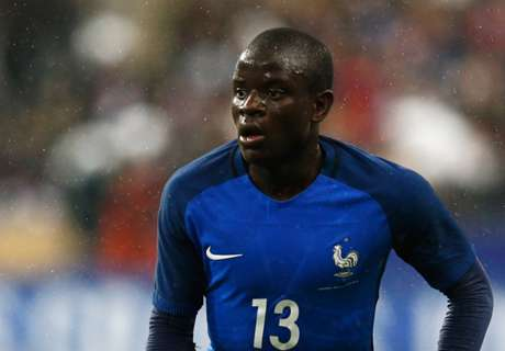 Kante must take chance to eclipse Pogba