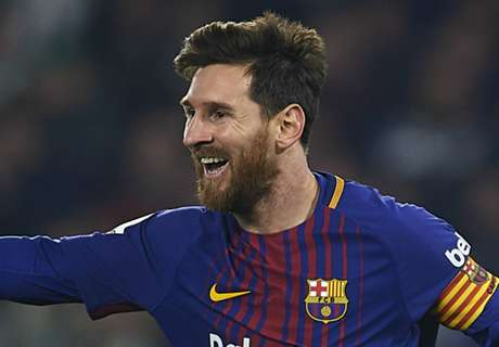Quantos gols Lionel Messi marcou?