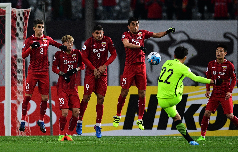 Shanghai SIPG vs Urawa Red Diamonds