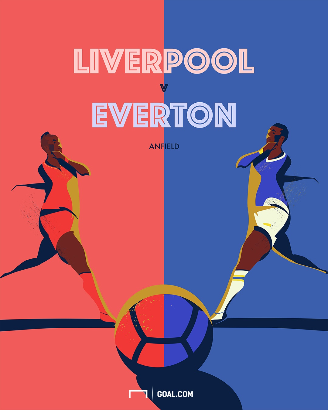Liverpool Everton GFX