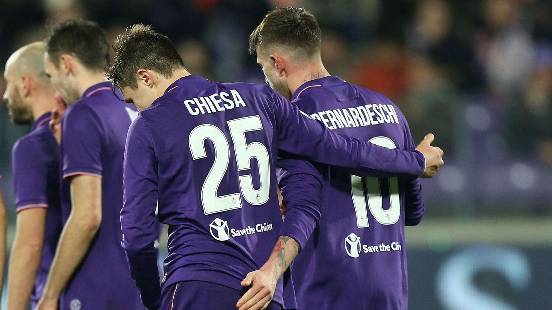 Chiesa Bernardeschi Fiorentina Udinese Serie A