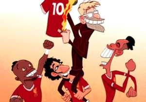 Liverpool menjalani laga perdana pasca kepergian Philippe Coutinho dengan menghadapi Manchester City, namun The Reds malah bermain gemilang dan menjadi klub EPL pertama yang sukses menaklukkan skuat asuhan Pep Guardiola musim ini. Coutinho, siapa dia?