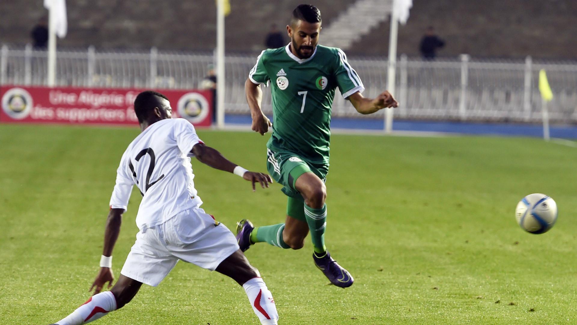 Algeria's Riyad Mahrez: African Player of the Year is between Sadio Mane and Mohamed Salah