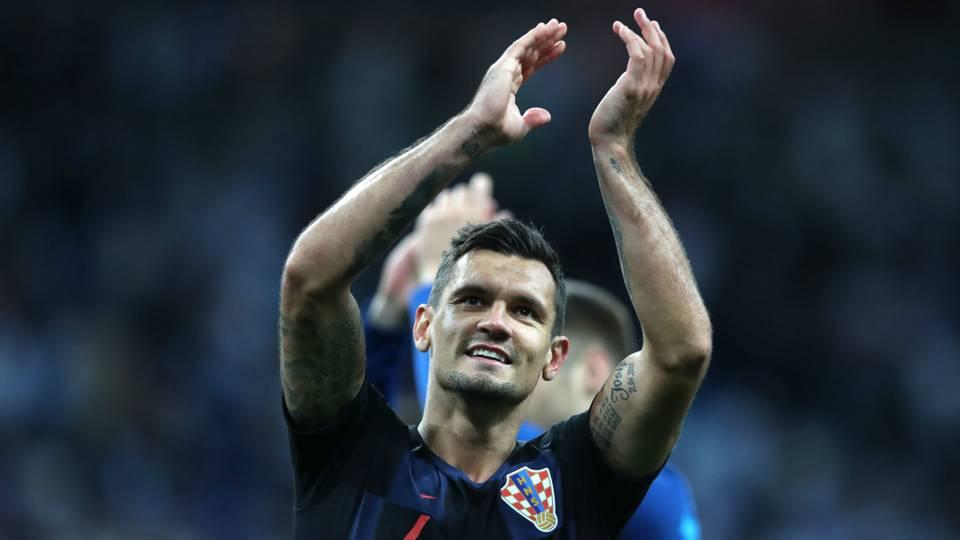 Dejan Lovren Croatia vs Argentina World Cup 2018