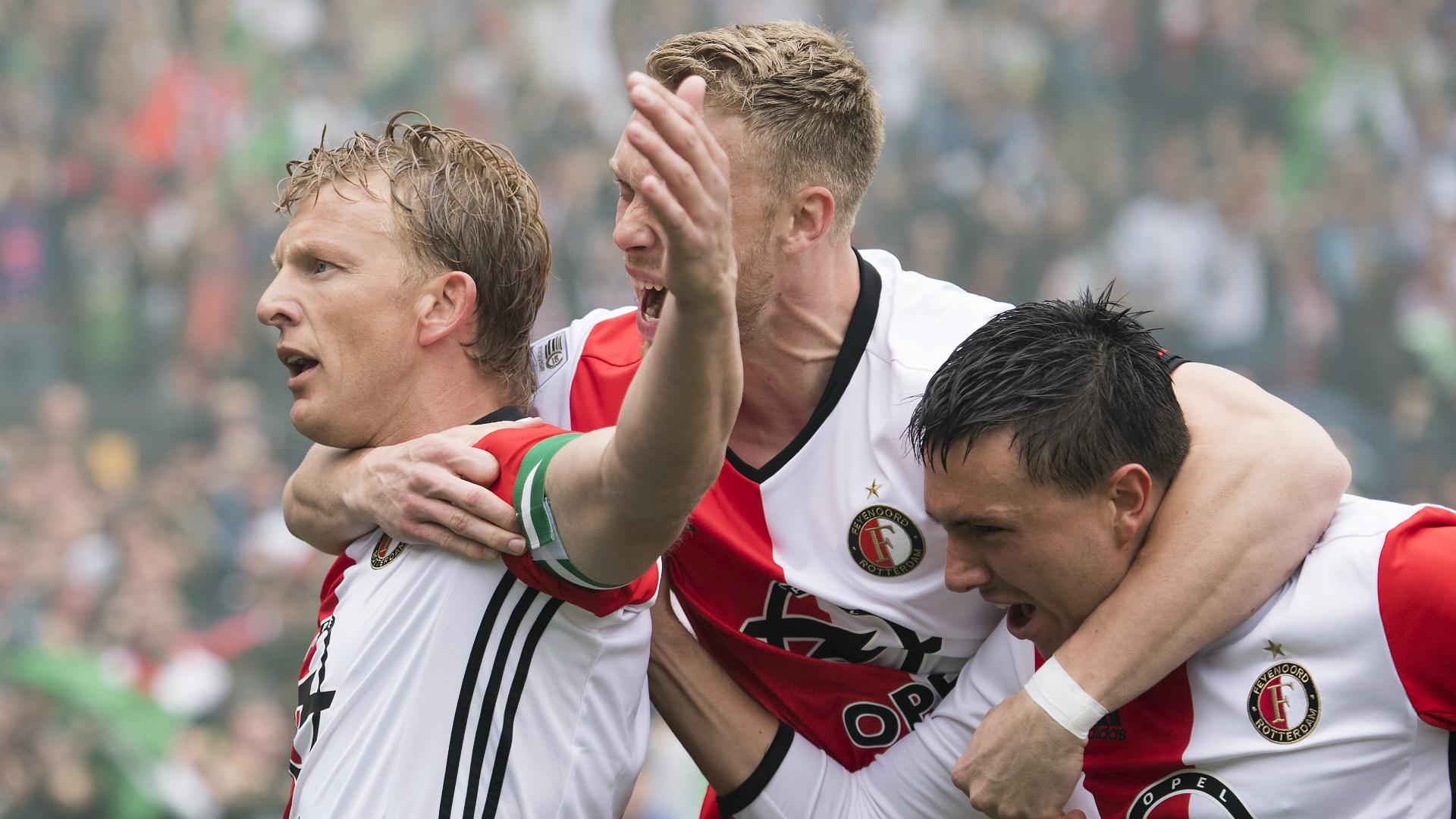 Le titre pour Feyenoord — Pays-Bas